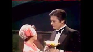 """Mireille Mathieu et  Alain Delon - """"Hello, Taxi"""""""