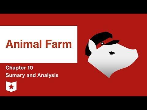 Animal Farm Chapter 10 Summary Course Hero