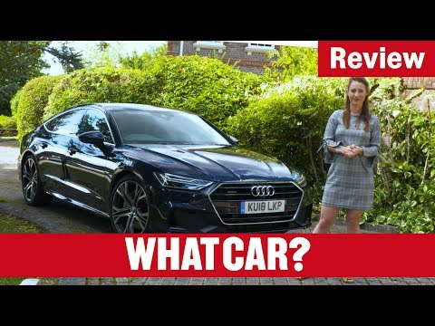 External Review Video VdzBRFb1Y_I for Audi A7, S7, RS7 Sportback Sedan (2nd gen, Typ 4K8)