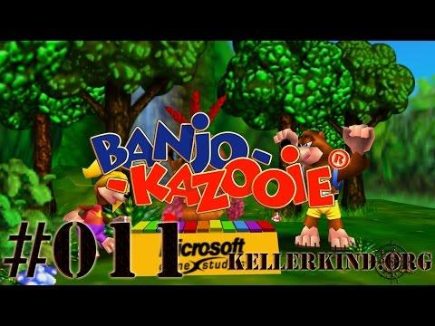 Banjo-Kazooie #011 – Freezeezy Peak – Dicke Haut ★ Let's Play Banjo-Kazooie [HD|60FPS]