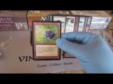 Guy Freaks Out Over Magic The Gathering Card