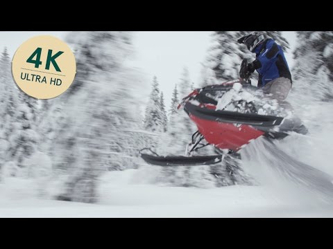 Sweden - Snowmobile Adventure