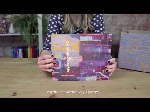 Unboxing: O sonho dos heróis, de Adolfo Bioy Casares | TAG Curadoria