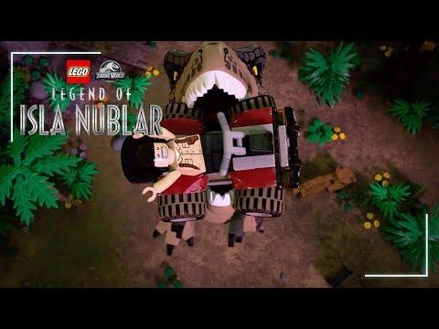 Lego Jurassic World: Legend of Isla Nublar ( LEGO Jurassic World: Legend of Isla Nublar )