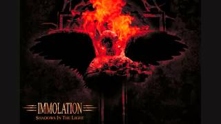 Immolation -World Agony