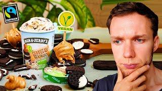 Sojaprotein ISOLAT doch NICHT schädlich! Vegane Ersatzprodukte gesund? Sojaeis   Vegan