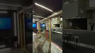 """""""Porte-patio automatique"""" motorisée"""