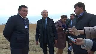 Воду провели жителям Карасу - 19.10.17