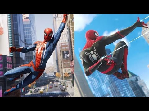 PS4 Spider-Man on the HARDEST Setting / For entire game!  🕸️🕷️🎮