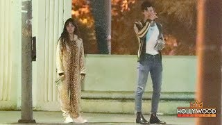 Camila Cabello Stays In Pajamas While On A Date With Shawn Mendes