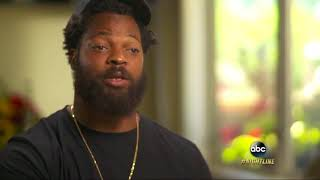 NFL star says officer pointed gun at his head in police encounter