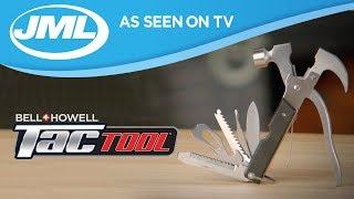 Multi hammer Мультитул TacTool 18 в 1 от компании Интернет магазин Voltron - видео