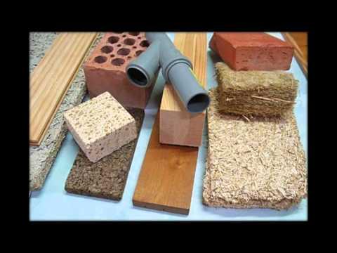 виды строительных материалов для строительства дома