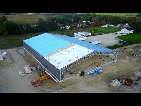Britespan State-of-the-Art Fabric Facility