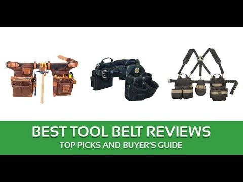 Best Tool Belt Reviews & Guide 2018