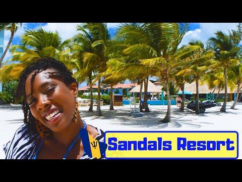 Sandals Resort Barbados Hotel Review