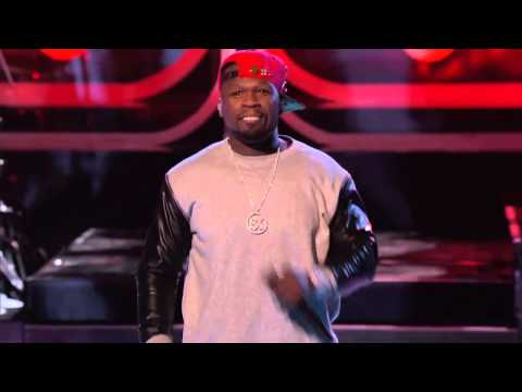 50 Cent And Adam Levine- -My Life- - The Voice Mp3