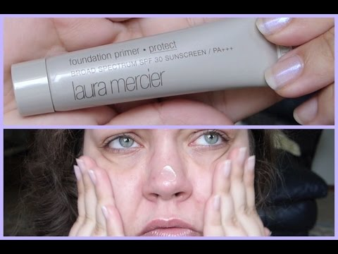 Laura Mercier Foundation Primer • Protect: First Impression + Review!