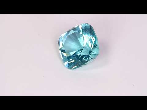 Apatite 8.75 Carat Square Cushion