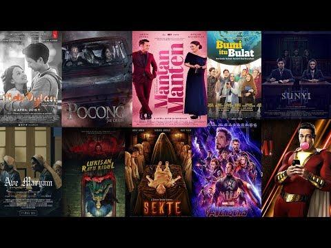 Jadwal tayang film indonesia bulan april 2019