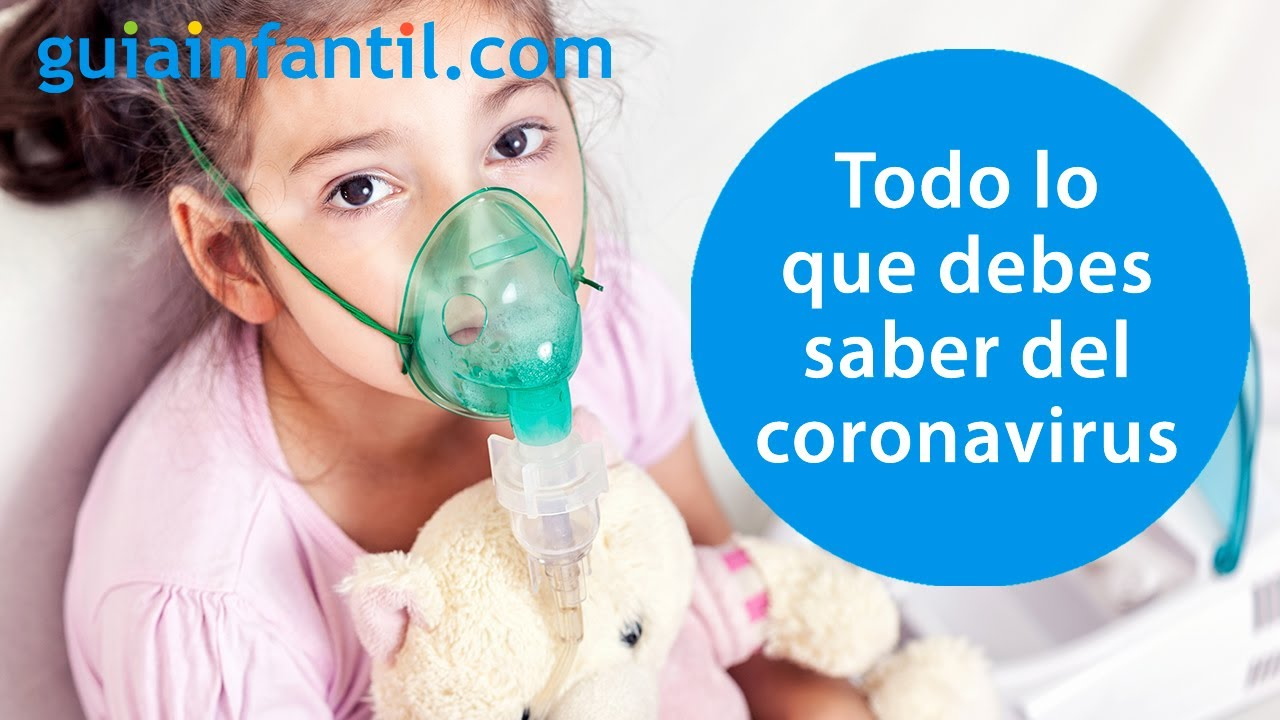 ¿Realmente es tan peligroso el coronavirus para los niños? | Síntomas, contagio y tratamiento