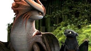 HOW TO TRAIN YOUR DRAGON 2 Trailer 2 (Movie Trailer HD) [HD 1080p]