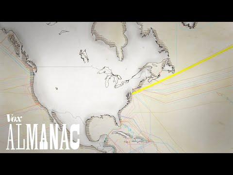 Optické kabely aneb kudy teče internet