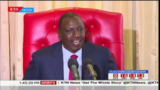 DP William Ruto accuses opposition NASA of running away from 26th repeat poll after sensing defeat