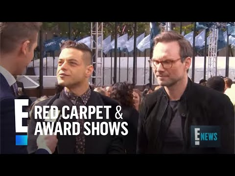 Rami Malek & Christian Slater On Besties In Real Life | E! Red Carpet & Award Shows Mp3