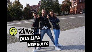 ZUMBA - Dua Lipa - NEW RULES