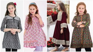 Stylish Branded Dress Designing Ideas For 5 To 10 Year Girls