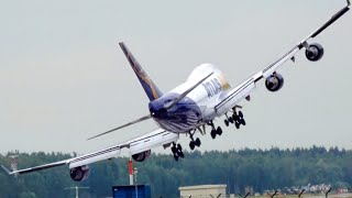 Aborted Landings and Incredible Go-Arounds!