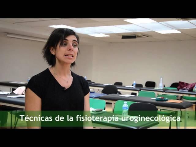 Fisioterapia uroginecológica - Irene Fernández - Fisiofocus