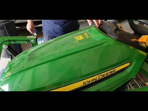 Electric bucket loader for garden tractor 863-255-1237