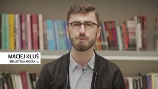 Sztuka książki: książki o sztuce | MOCAK zaprasza