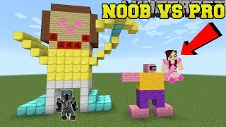 Minecraft: NOOB VS PRO!!! - BUILD BATTLE PRO MODE! - Mini-Game