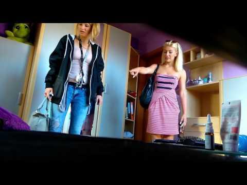 Sex mit einer versteckten Kamera im Verein online