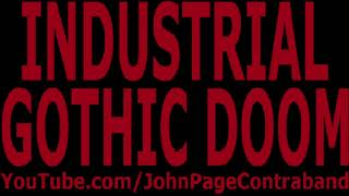 Evil Industrial Gothic Doom Instrumental Horror Theme Track