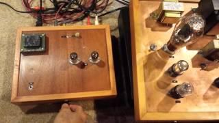 8watt 300B SE amp
