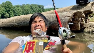 THE IMPOSSIBLE FISHING CHALLENGE!!! (EXTREMELY DIFFICULT)