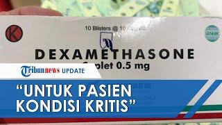 Reisa Broto Asmoro: Dexamethasone Hanya Diberikan pada Pasien Covid-19 dengan Kondisi Kritis