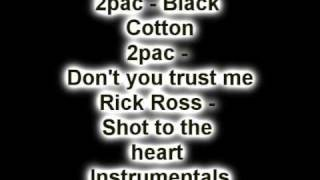 2pac Shot to the heart REMIX NEW