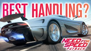 Need for Speed Payback | BEST HANDLING YET???