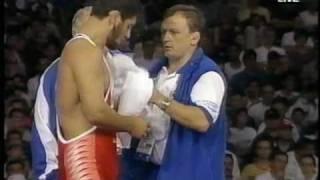 Saitiev, Adam (RUS) vs Romero, Yoel (CUB)