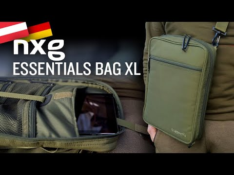 Trakker Produkt-Teaser: NXG Essentials Bag XL  | Angeltasche | Karpfenangeln | Tackle | Luggage