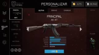 Nueva Actualización BULLET FORCE \\AK47 Y MP5 DE CREDITO+ APK
