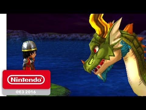 Dragon Quest VII: Fragments of the Forgotten Past - Official Game Trailer - Nintendo E3 2016 thumbnail