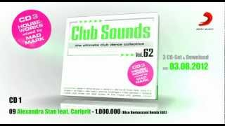 Club Sounds Vol. 62  (Official Minimix)