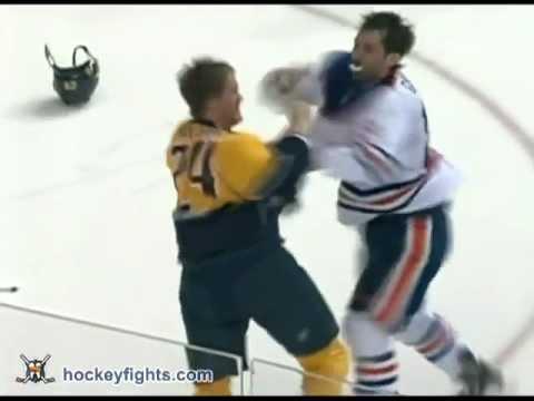 Matt Halischuk vs. Sam Gagner