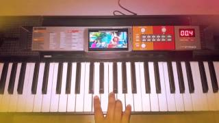 Googly -- yeno yeno agide kannada song on keyboard